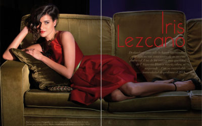 HSM Magazine features Iris Lezcano