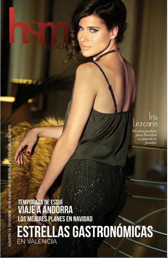 revista hsm iris lezcano
