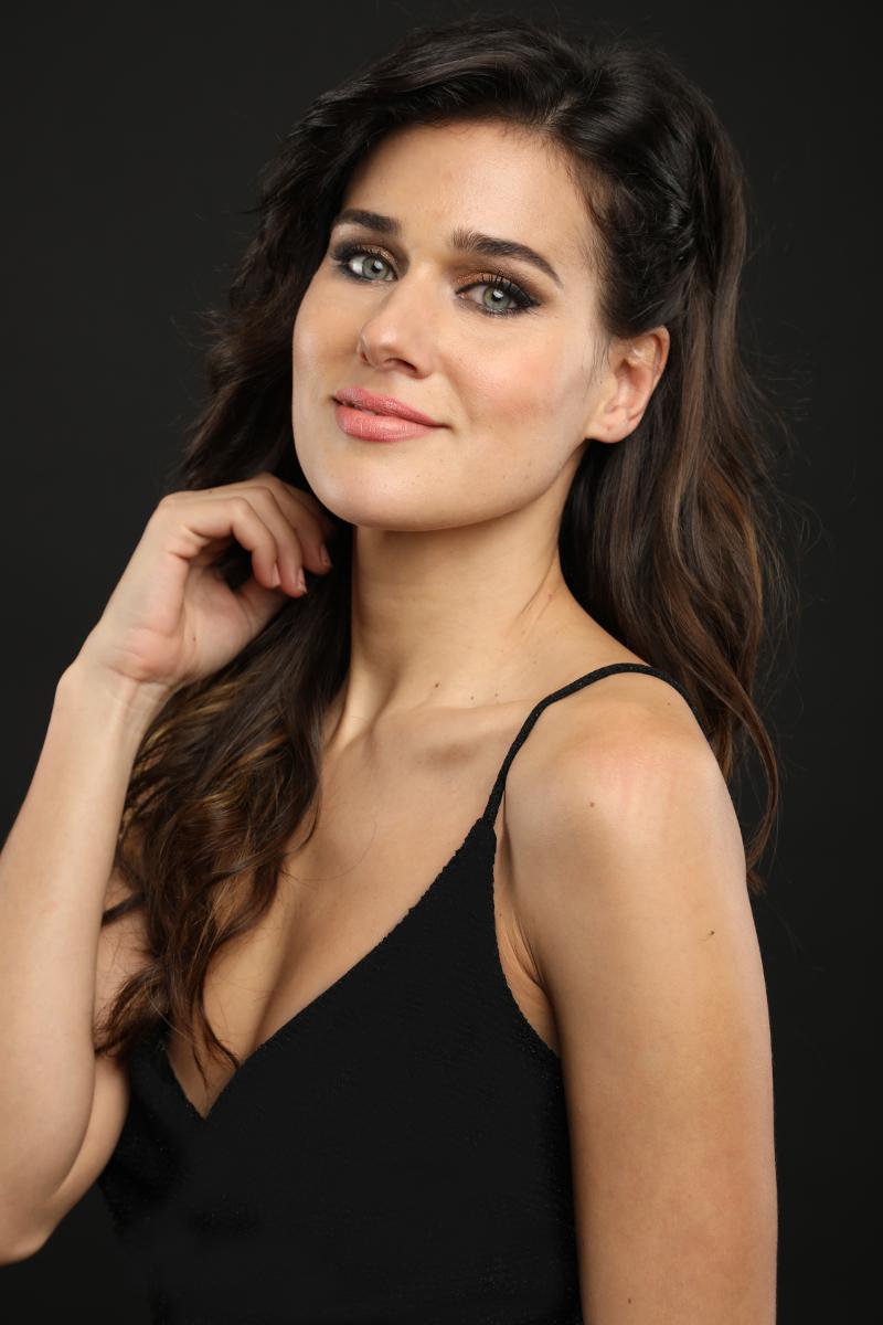 iris lezcano actriz foto ocho creativos