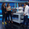 "Iris Lezcano taking part in the tv-programme ""El Hormiguero"""