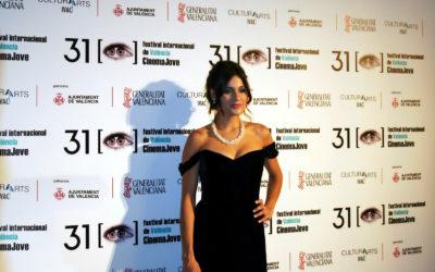 Iris Lezcano hosts 31 Cinema Jove opening gala