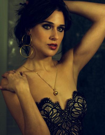 iris lezcano actriz modelo foto