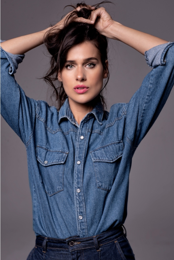 carolina lapausa galería de fotos actriz española sergio lardiez